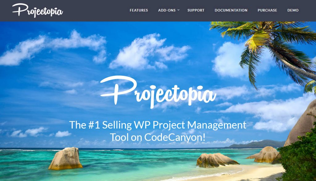 Best WordPress Project Management Plugins - Projectopia