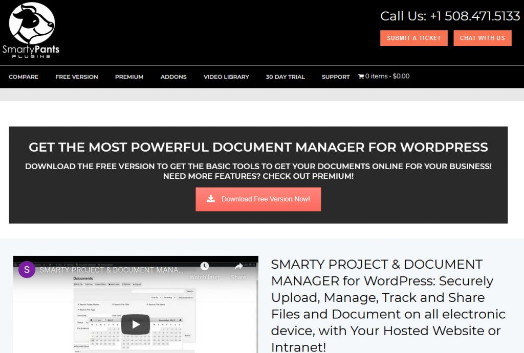 Best WordPress Project Management Plugins - Smarty Pants Plugin