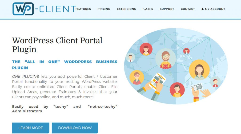 Best WordPress Project Management Plugins - WP-Client